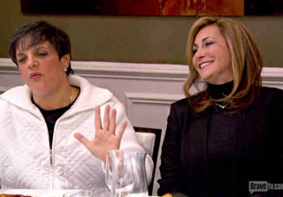 Ellen Minkin on Real Housewives of New Jersey: \