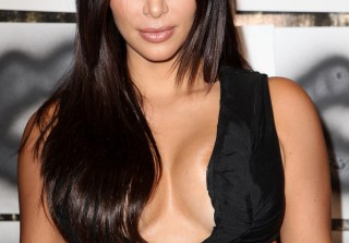 Kim Kardashian Wants a Role on Downton Abbey? We Don't Believe It Either (VIDEO)