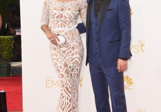 Was Matthew McConaughey Too Orange at the 2014 Emmys?