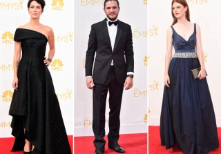 Game of Thrones Cast Nearly Unrecognizable at Emmys (PHOTOS)