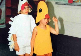 This Little Chicken Grew Up to Be a CW Hottie! Who Is She? (PHOTO)