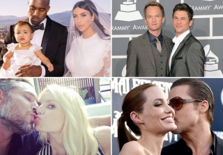 Celebrity Weddings of 2014: Who Got Hitched? (PHOTOS)