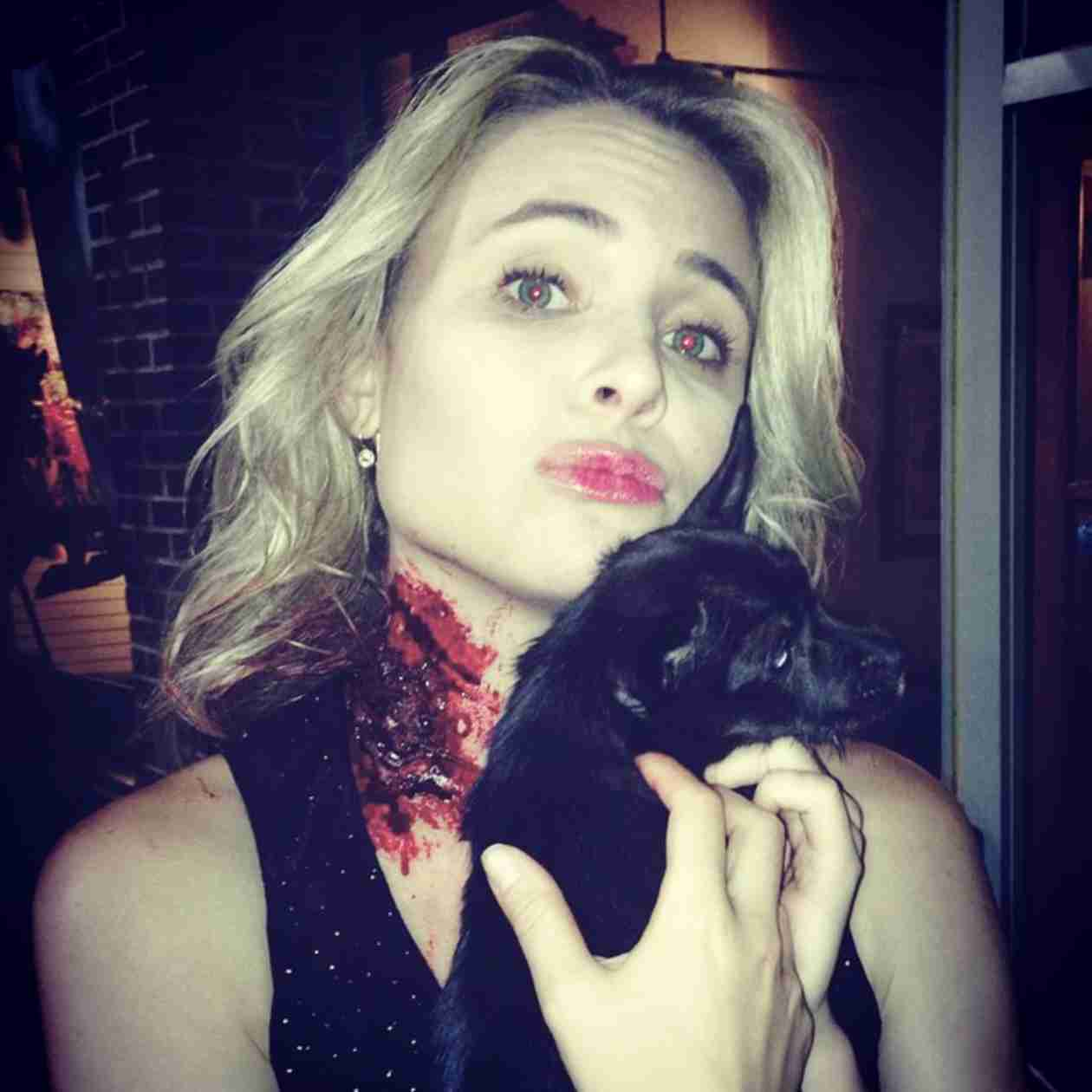 A.j. Trauth And Leah Pipes The Originals Season 2
