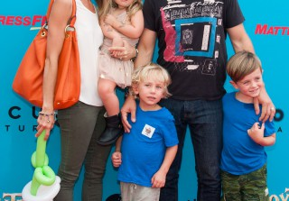 Joey McIntyre, Garcelle Beauvais, Molly Ringwald, and More Take Their Kids to The Boxtrolls Premiere (PHOTOS)