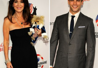 Lisa Vanderpump, Brant Daugherty, and More Stars Step Out For the 2014 Hero Dog Awards (PHOTOS)