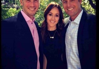 Did Chris Harrison Deliver Ashley Hebert and J.P. Rosenbaum's Baby?