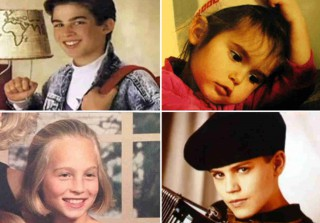 Before They Were Famous: See The Vampire Diaries Stars as Kids! (PHOTOS)