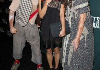 Vanessa Hudgens Debuts Red Hair at Knott\'s Scary Farm VIP Celebrity Night —  (PHOTOS)