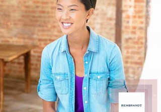 Top Chef Kristen Kish Teams Up With Rembrandt\'s \