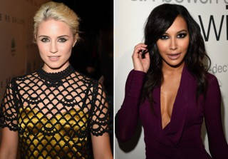 Dianna Agron, Naya Rivera Support Photographer Brian Bowen Smith in Interesting Outfits (PHOTOS)