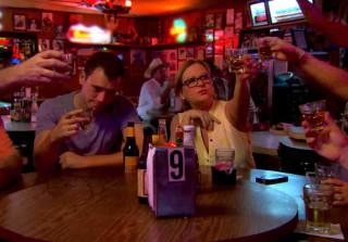 Manzo\'d With Children Sneak Peek: Caroline Takes Fireball Shots! (VIDEO) —  Exclusive!