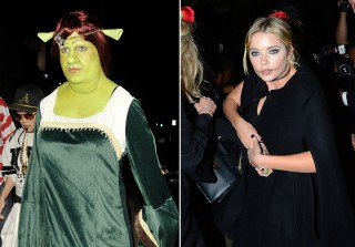 Celebs Get Decked Out For Halloween — Ashley Benson, Colton Haynes, and More! (PHOTOS)