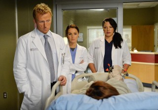 Grey's Anatomy Scores 6 Nominations for 2015 People's Choice Awards
