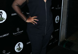 EJ Johnson Shows Off Dramatic Weight Loss in Mesh Halloween Costume (PHOTOS)