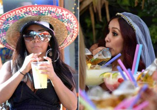 First Pics From Snooki\'s Bachelorette Party — Some Things Never Change! (PHOTOS)