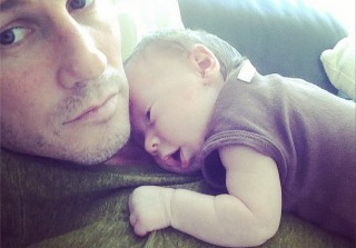 Ashley and J.P. Rosenbaum\'s Son Ford Looks Just Like Dad! See the Adorable New Pic (PHOTOS)