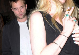 Robert Pattinson Enjoys Late Night Out With Rumored Girlfriend, Imogen Ker (PHOTOS) — UPDATE