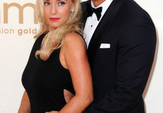 What Did David Boreanaz's Wife Get Him For Valentine's Day? A Name Change!