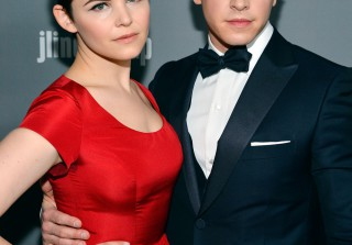 Ginnifer Goodwin Makes First Post-Pregnancy Red Carpet Appearance (VIDEO)
