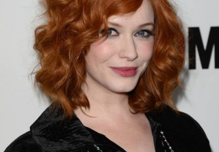 Mad Men's Christina Hendricks Defends Happy, Child-Free Marriage