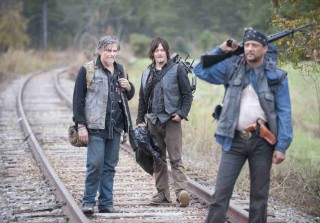 The Walking Dead Season 4: Jeff Kober Talks Joe\'s \