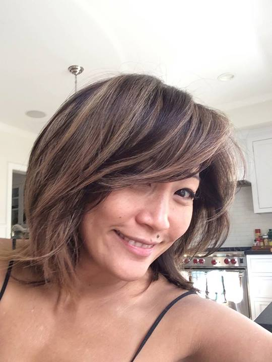 """Carrie Ann Inaba Loves Her New """"Blonde-ish"""" Hair Color ..."""