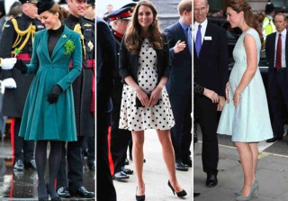 Pregnant Kate Middleton: Her Best Maternity Looks (PHOTOS)