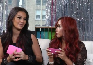 Snooki and JWOWW Reveal Their First Loves — But There's A Catch! (VIDEO)