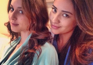 Watch Shay Mitchell and Troian Bellisario Get Left Behind in Immediately Afterlife (VIDEO)