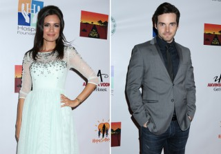 Torrey DeVitto, Ian Harding, and More Pretty Little Liars Step Out For Road to Hope Charity Event (PHOTOS)