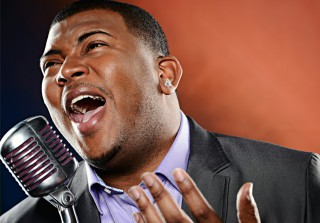 American Idol's Burnell Taylor Says Candice Glover Is His \