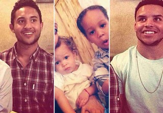 Tia and Tamera Mowry's Sons: Family Time With Uncles Tahj and Tavior! (PHOTOS)