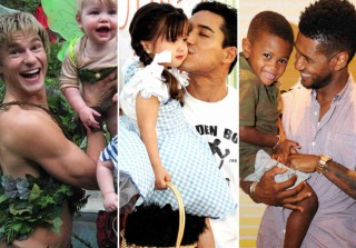 The Hottest Celebrity Dads — Happy Father\'s Day, Indeed! (PHOTOS)