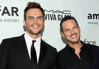 Cheyenne Jackson Marries Jason Landau in Star-Studded Wedding
