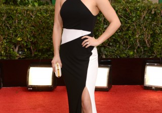 Hayden Panettiere Responds to Drama About Her Golden Globes Dress