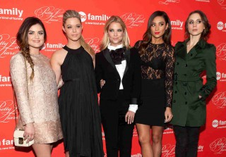 Pretty Little Liars Cast Goes Glam at Season 4 Finale Screening in NYC (PHOTOS)