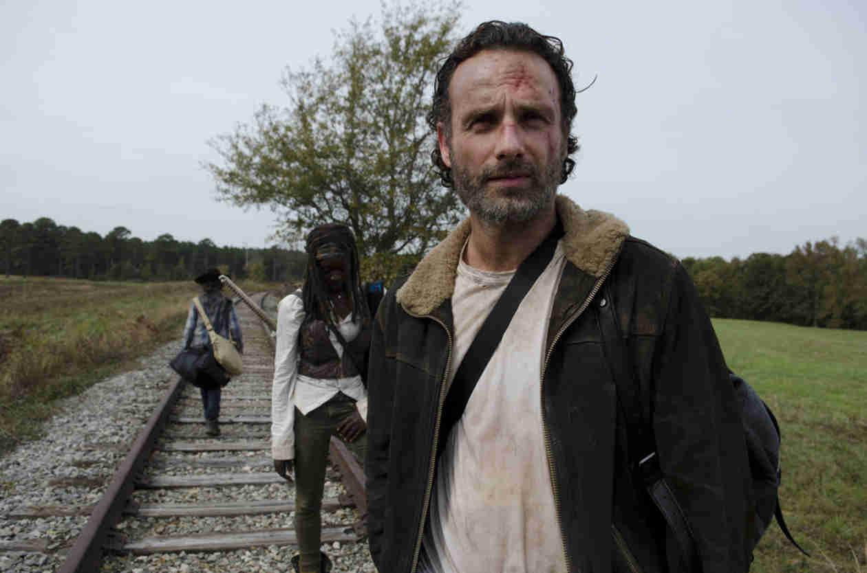 """The Walking Dead Comics: Was Rick Grimes' """"Final Fate ... Walking Dead Season 4 Rick"""