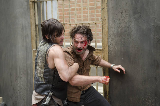 daryl and rick relationship test