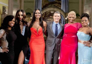 Andy Cohen Picks the Best Dressed Housewife — Can You Guess Who?