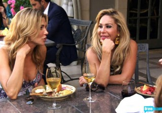 Brandi Glanville Hangs Out With Adrienne Maloof — Adrienne Gave Her WHAT?