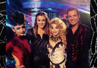 Dancing With the Stars 2014 Recap: Len Returns For Halloween Nightmare — Season 19, Week 7