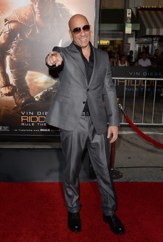 """Premiere Of Universal Pictures' """"Riddick"""" - Arrivals"""