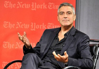 George Clooney Starring on Downton Abbey? Get All the Details! (VIDEO)