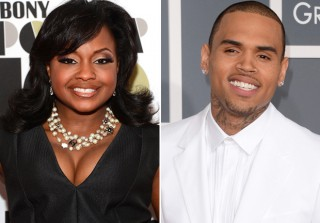 Phaedra Parks Weighs in on Chris Brown — What Does She Think of Him? (VIDEO)