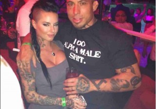 MMA Fighter War Machine Is Prime Suspect in Porn-Star Girlfriend\'s Vicious Beating — Report