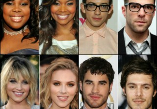 Twinsies! Glee Stars' Hollywood Look-Alikes (PHOTOS)