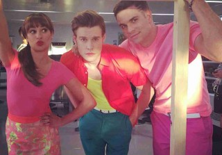 Glee Season 6: Who's Ready For an '80s Flashback at McKinley High? (PHOTOS)