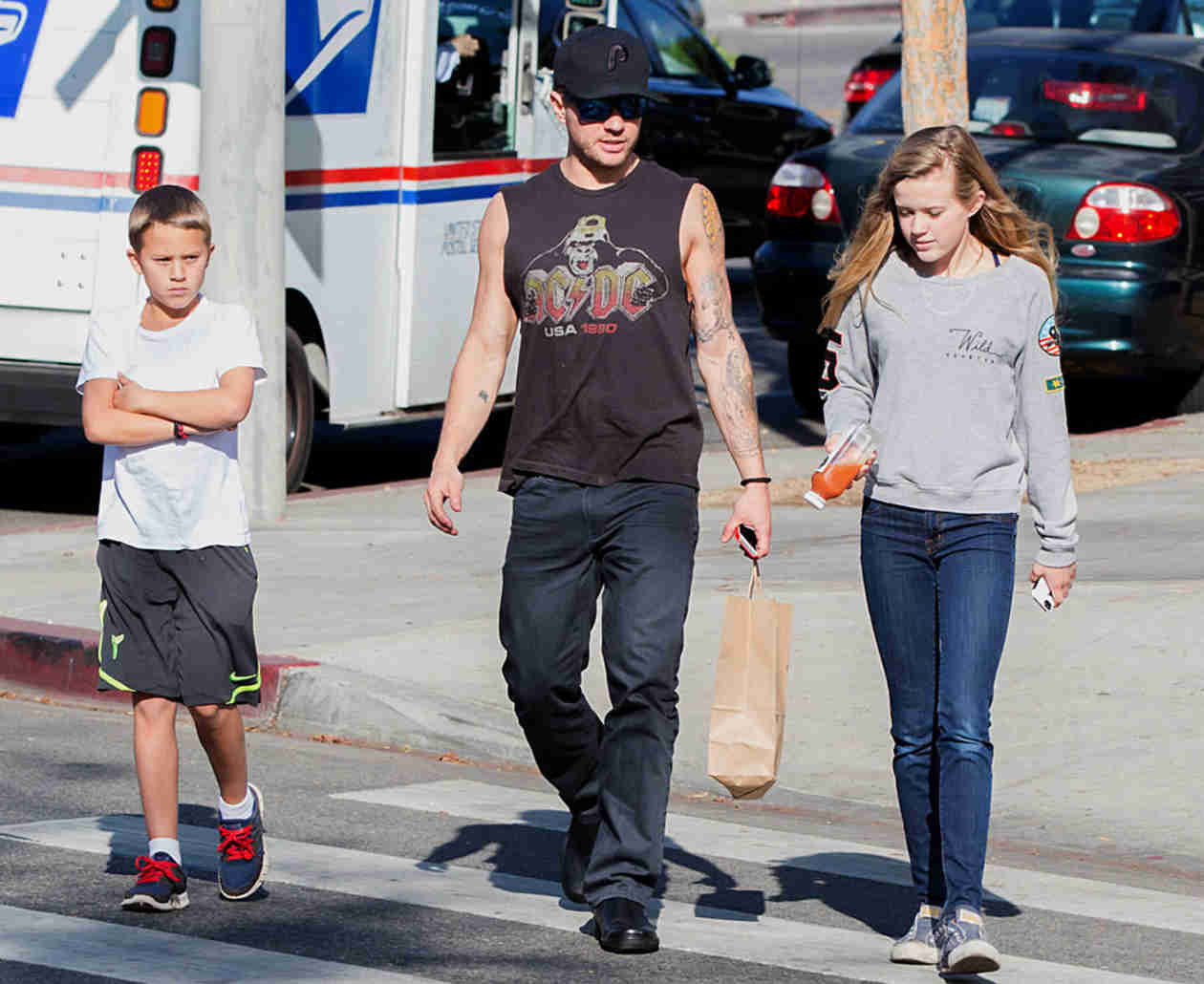 Reese Witherspoon and Ryan Phillippe's Kids Are All Grown ... Ryan Phillippe Children
