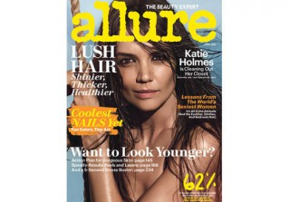 Katie Holmes Is \