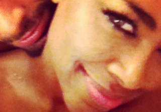 Kenya Moore's Steamy Photos With Handsome Mystery Man — Is It Her African Prince? (PHOTOS)